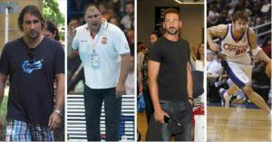 Neki su propali, a neki su veći šmekeri nego ikad! 7+7 srpskih sportista NEKAD I SAD (FOTO)