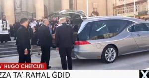 """SA*RANJEN """"KRALJ MALTE"""" KOGA JE SRBIN ISKA*APIO NOŽEM: Skupoceni pogrebni auto prošao kroz ceo grad, sa*rana prenošena na video-bimu!"""