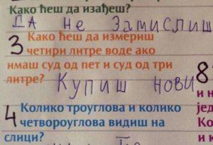 Odgovori ove 7-ogodišnjakinje će vas nasmejati do suza!