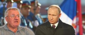 Susret ipak zabeležen kamerama: Ovako je Putin reagovao kad je neplanirano video Šešelja! (FOTO)