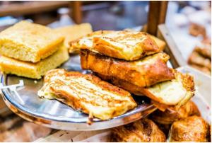BRZ I PREUKUSAN: Doručak od kriški starog hleba (VIDEO)